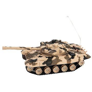 Teddies Tank RC plast 27cm 40MHz na baterie+dobíjecí pack (8592190855420)