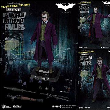 Beast Kingdom - DC Comics - Batman The Dark Knight - The Joker 21cm (4710586071474)