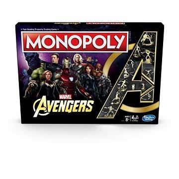 Monopoly Avengers CZ (5010993624454)