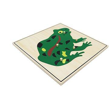 Puzzle - žába (8596027000281)
