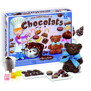 SentoSphere výroba čokolády (3373910002745)
