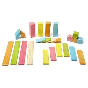 Magnetická stavebnice TEGU Tints - 24 dílů (853606003674)