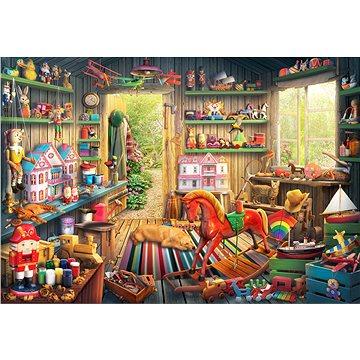 Anatolian Puzzle Dílna výrobce hraček 260 dílků (8698543133259)