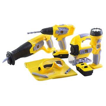 G21 Sada nářadí na baterie Deluxe tools 10 dílů (BOP941862)
