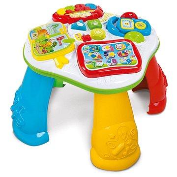 Clementoni Interaktivní stoleček (8005125602681)