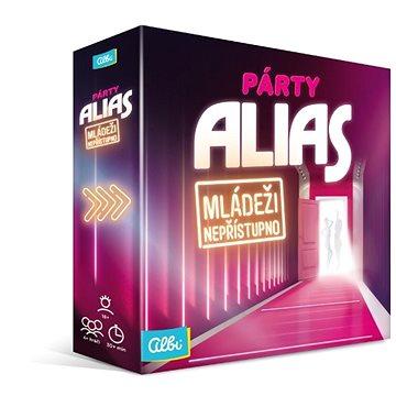 Párty Alias Mládeži nepřístupno (8590228039972)