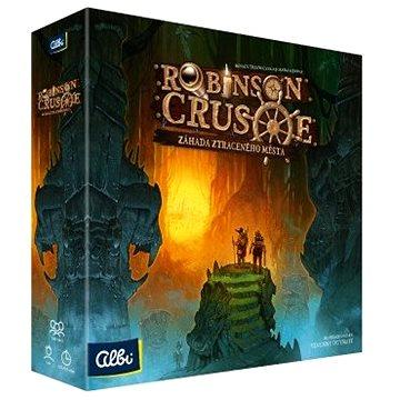 Robinson Crusoe: Záhada ztraceného města (8590228040589)
