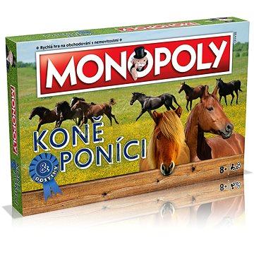 Monopoly Koně a poníci (5036905038126)