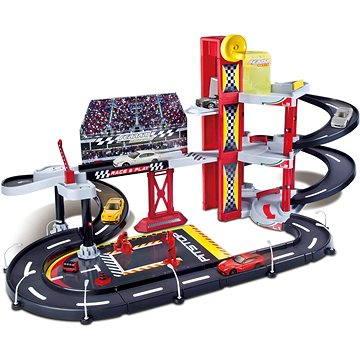 Bburago Ferrari Racing Garage (4893993301973)