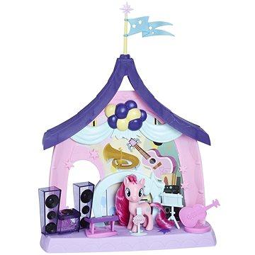 My Little Pony hrací set s Pinkie Pie 2v1 (5010993515523)