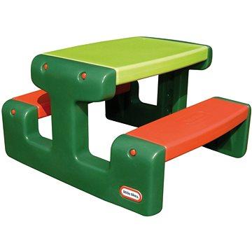 Little Tikes Piknikový stoleček Junior - Evergreen (0050743427183)
