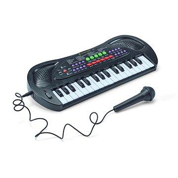 Elektrické klávesy s mikrofonem (HRAnk00038)