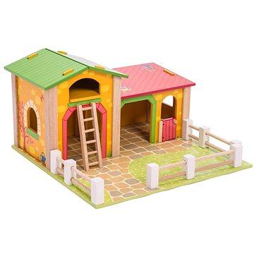 Le Toy Van Stáj pro zvířátka (5060023414111)