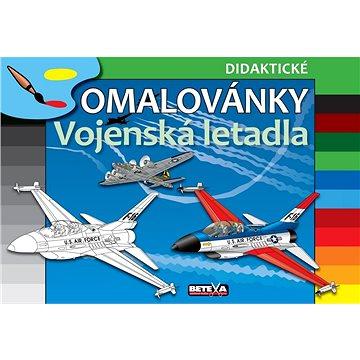 Vojenská letadla (8590632003576)
