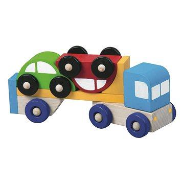 Detoa Truck s autíčky (8593547051298)