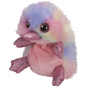 Boos Petunia, 24 cm - pastelový ptakopysk (008421364428)