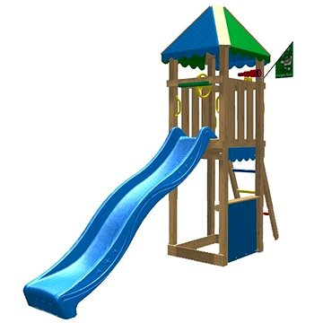 Jungle Gym -Jungle Cirque (stojky 7x7cm) (8714579043109)