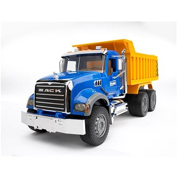 Bruder Konstrukční vozy - MACK Granite nákladní auto (4001702028152)