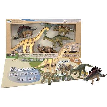 Imaginarium Dinosaurus a diplocodus, sada a aplikace (8428918084127)