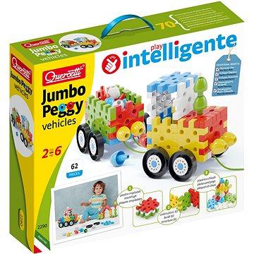 Quercetti Jumbo Peggy Vehicles (8007905022900)