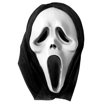 Maska vřískot - halloween (5901157440754)