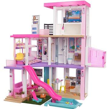 Barbie dům snů se světly a zvuky (0887961904123)