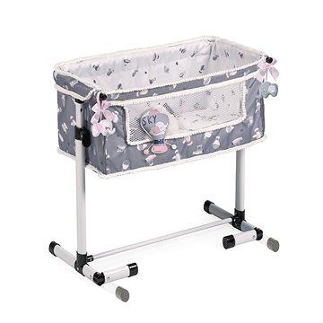 DeCuevas 51235 Novorozenecká postýlka pro panenky s funkcí společného spaní SKY 2020 (4897022512354)