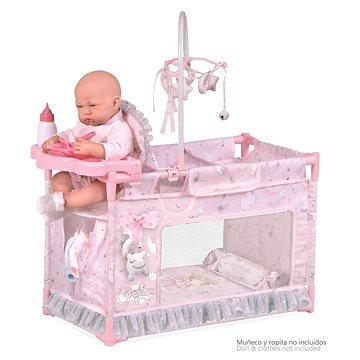 DeCuevas 53134 Moje první postýlka pro panenky s doplňky Magic Maria 2020 (4897022531348)