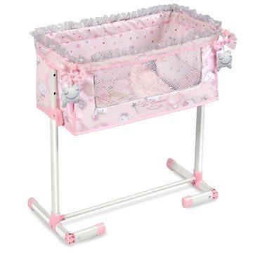 DeCuevas 51234 Novorozenecká postýlka pro panenky s funkcí společného spaní Magic Maria 2020 (4897022512347)