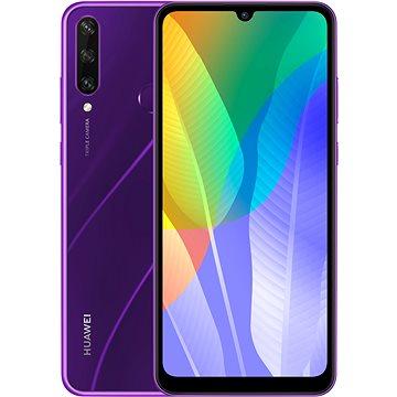 Huawei Y6p fialová (SP-Y6P64DSPOM)