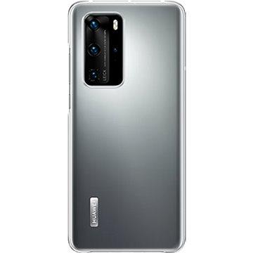 Huawei Original Protective Pouzdro Transparent pro P40 Pro (51993809)