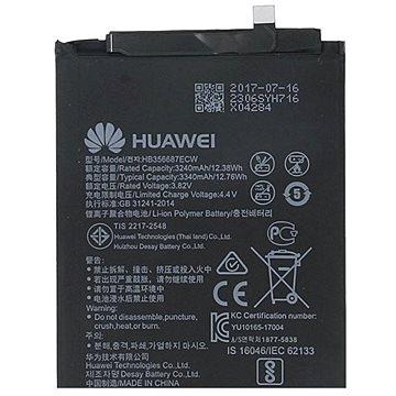 Huawei HB356687ECW 3340mAh Li-Pol (Service Pack) (8596311110603)