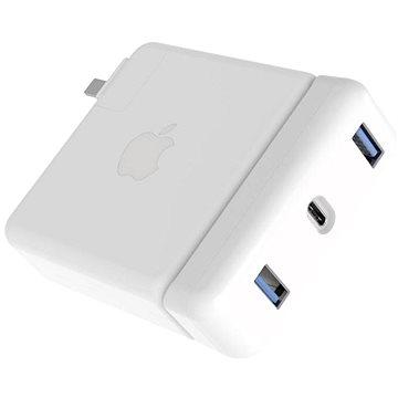 "HyperDrive USB-C Hub pro adaptér 15"" MacBook Pro 87 W (HY-HDH06)"