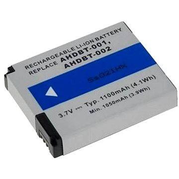 Avacom za GoPro AHDBT-001, AHDBT-002 Li-ion 3.7V 1100mAh 4.1Wh (VIGO-BT002-338)