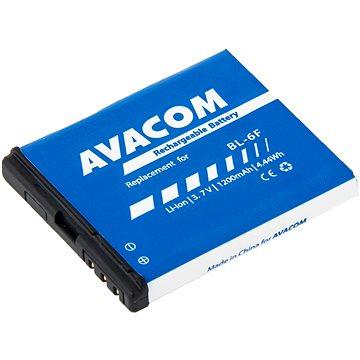 Avacom pro Nokia N78 Li-Ion 3.7V 1200mAh (GSNO-BL6F-1200)