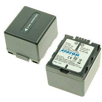 Avacom za Panasonic CGA-DU14/CGR-DU14/ VW-VBD14 Li-ion 7.2V 1500mAh černá (VIPA-DU14-532)