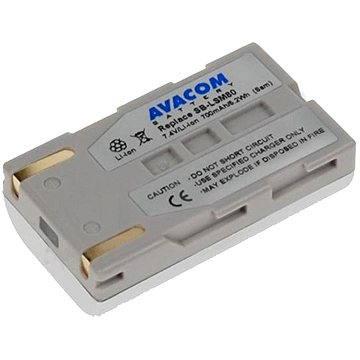 Avacom za Samsung SB-LSM80 Li-ion 7.4V 700mAh 5.1Wh verze 2012 (VISS-SM80-154)