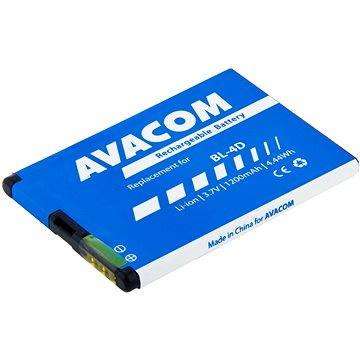 Avacom pro Nokia N8, E7 Li-ion 3,7V 1200mAh (náhrada za BL-4D) (GSNO-BL4D-S1200A)