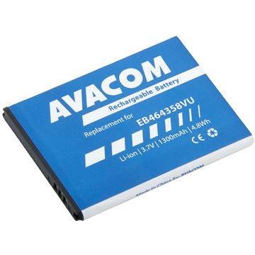 AVACOM pro Samsung S6500 Galaxy mini 2 Li-ion 3.7V 1300mAh (GSSA-S7500-S1300)