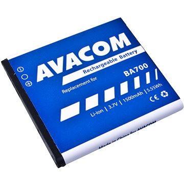 Avacom pro Sony Ericsson pro Xperia Neo, Xperia Pro, Xperia Ray Li-ion 3,7V 1500mAh (náhrada BA700) (GSSE-NEO-1500A)