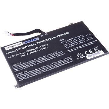 Avacom pro Fujitsu LifeBook UH572 Li-Pol 14.8V 2850mAh 42Wh (NOFS-UH572-42P)