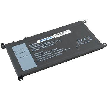 Avacom pro Dell Inspiron 15 5568/13 5368 Li-Ion 11.4V 3684mAh 42Wh (NODE-I5568-368)