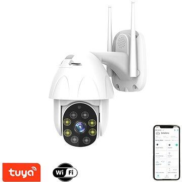 Immax NEO LITE Smart Security Venkovní kamera 360° v2, RJ45, P/T, HD 2MP,WiFi,ONVIF (07702L-2)