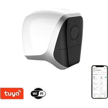 Immax NEO LITE Smart Security Venkovní kamera na baterie, WiFi (07727L)