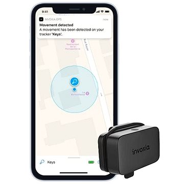 Invoxia GPS Mini Tracker – Smart GPS lokátor (IX-90037)