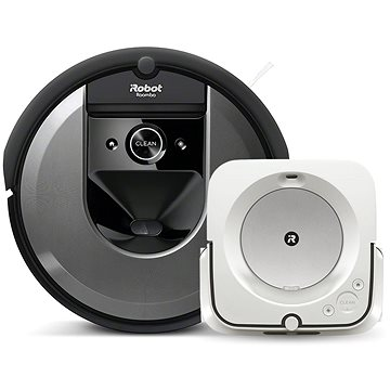 Set iRobot Roomba i7 a iRobot Braava m6 (8594172540911)