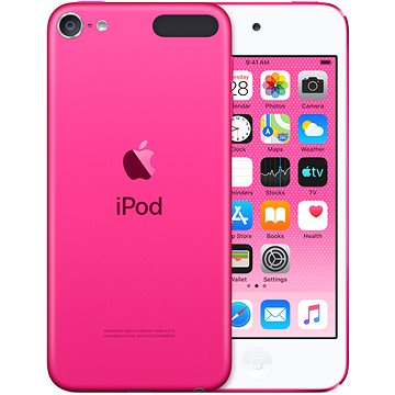 iPod Touch 128GB - Pink (MVHY2HC/A)