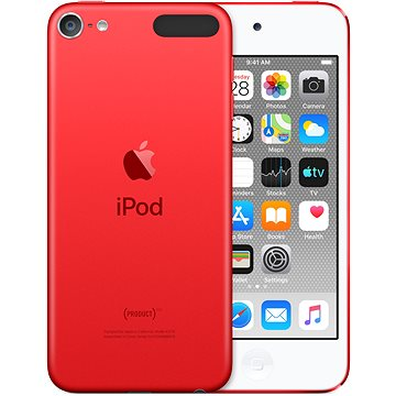 iPod Touch 128GB - (PRODUCT)RED (MVJ72HC/A)