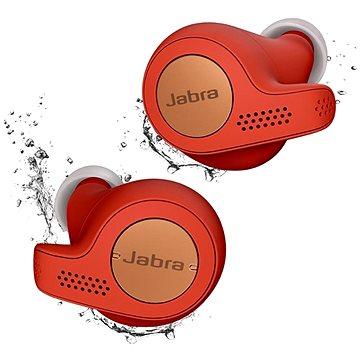 Jabra Elite 65t Active červená (100-99010001-60)