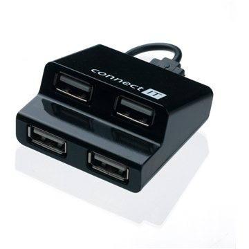 CONNECT IT CI-108 Step černý (CI-108)